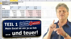 Excel oder Controlling Software im Controlling nutzen?