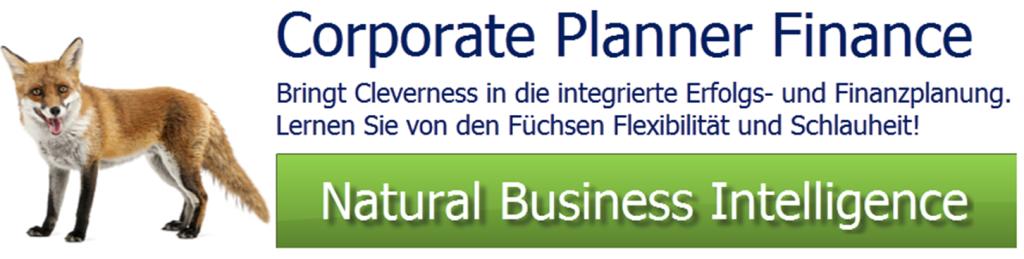 Finanzplanung und Finanzcontrolling Modul CP Finance der CP Suite