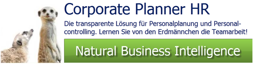 Personalplanung mit Corporate Planner HR