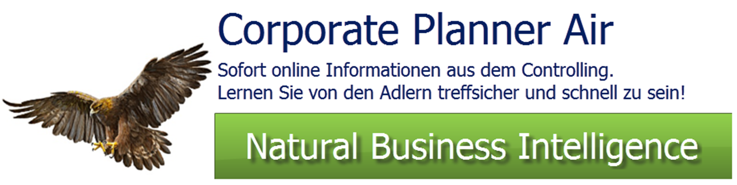 Tabellen Reporting CP-Sales und CP-Air