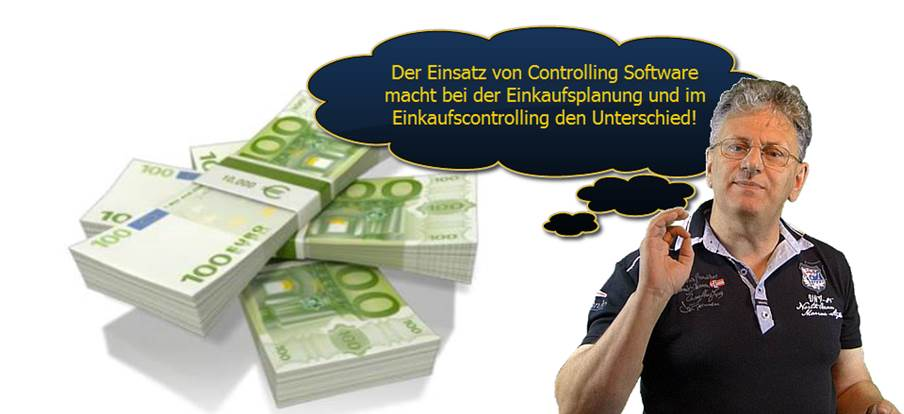 Vorteile Einsatz Controllingsoftware im Einkaufscontrolling