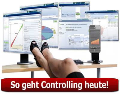 Controlling Software und das fiese ControllingMonster