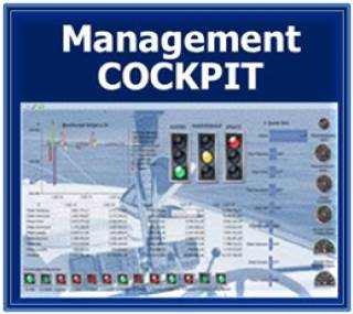 Controlling Software Management Cockpit Dashboards