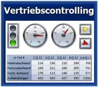 Software Vertriebscontrolling