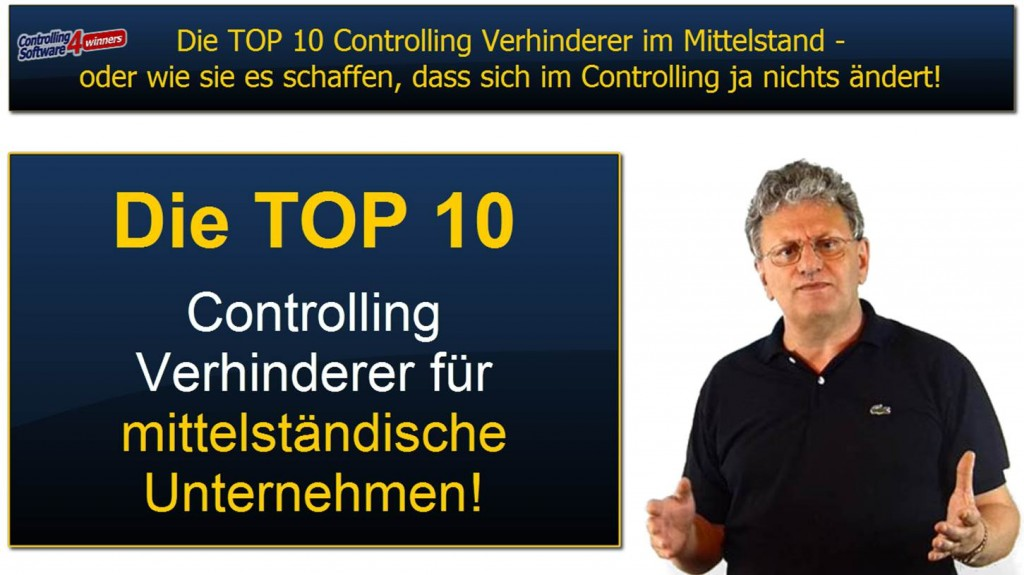 Controlling Software CP Suite Webinare