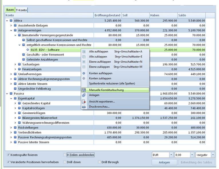 Management und Legalkonsolidierung mit CP CONS Teil 3