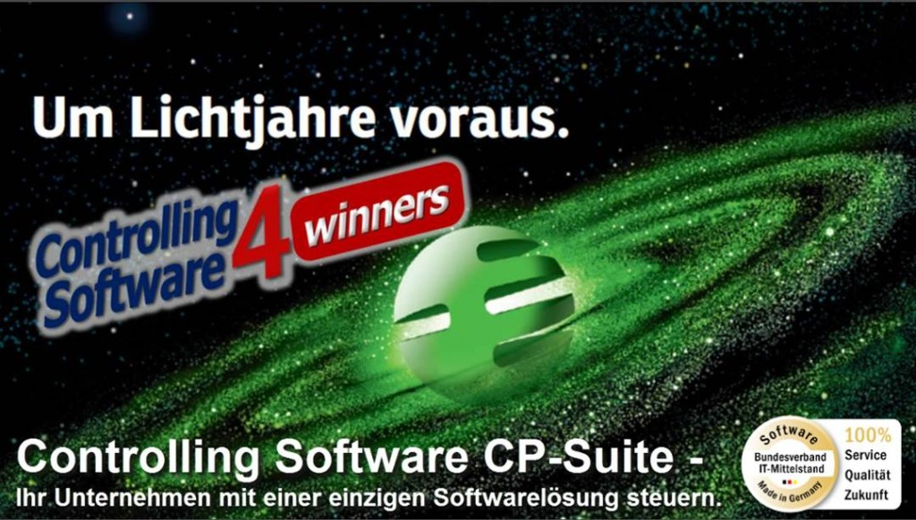 Video Kurs Warum gerade Controlling Software CP Suite?