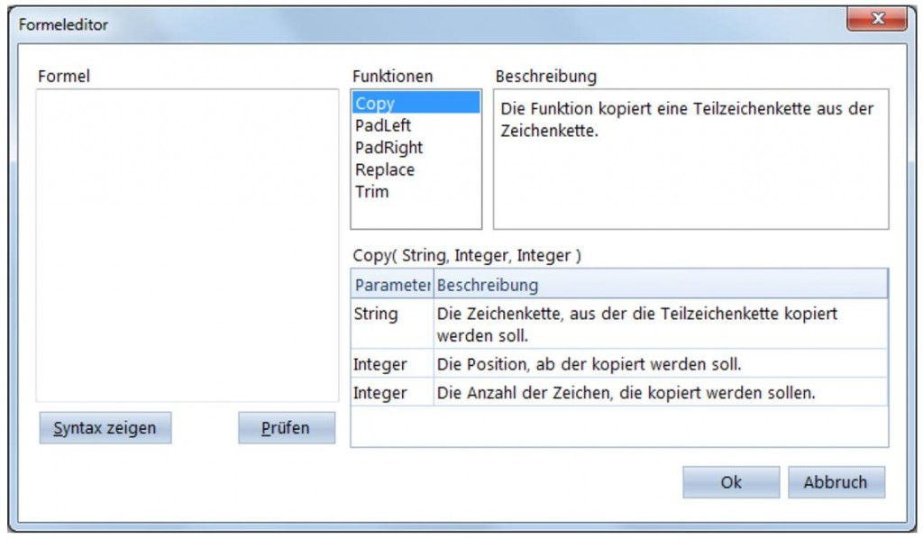 Controlling Software CP Suite Neuheiten Version 4 4