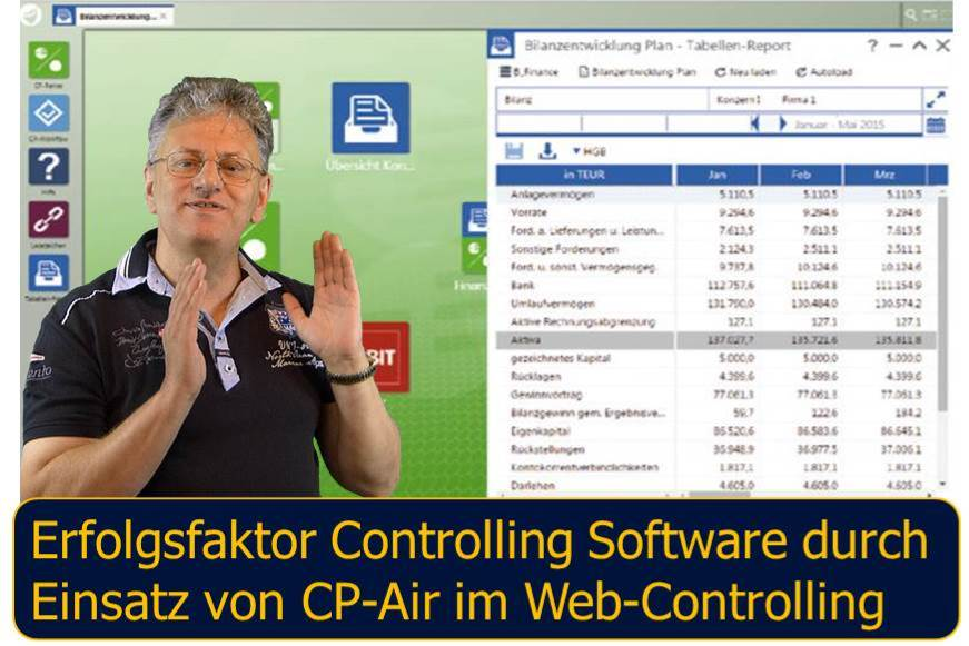 CP Air Funktionen