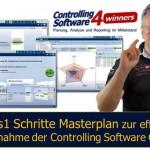 Einführungskonzept Controlling Software CP-Suite