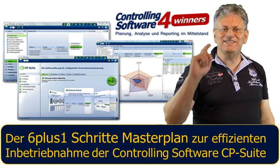 Einfuehrungskonzept Controlling Software Corporate Planner