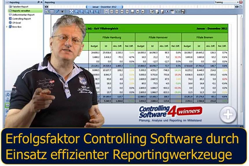 Corporate Planner und Reporting