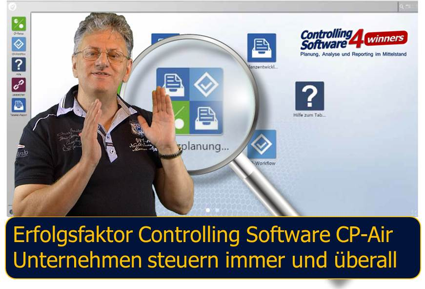 CP Air online planen analysieren und reporten
