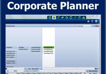 Modul Corporate Planner der Controlling Software Corporate Planning Suite