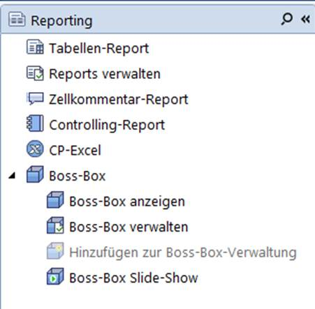 Corporate Planner Planung Analyse Reporting