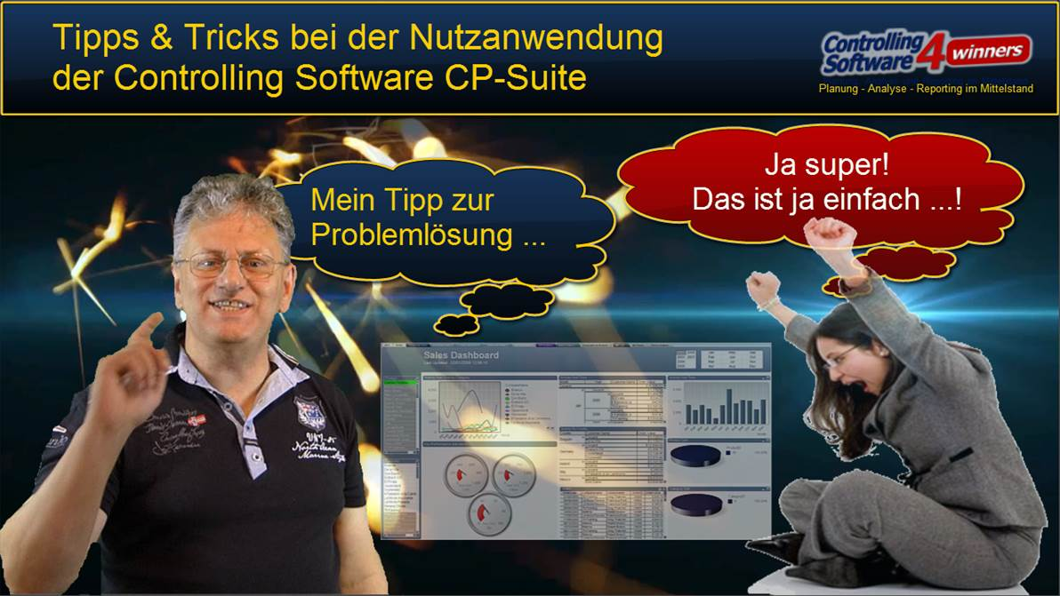 Corporate Software CP Suite Online Präsentation