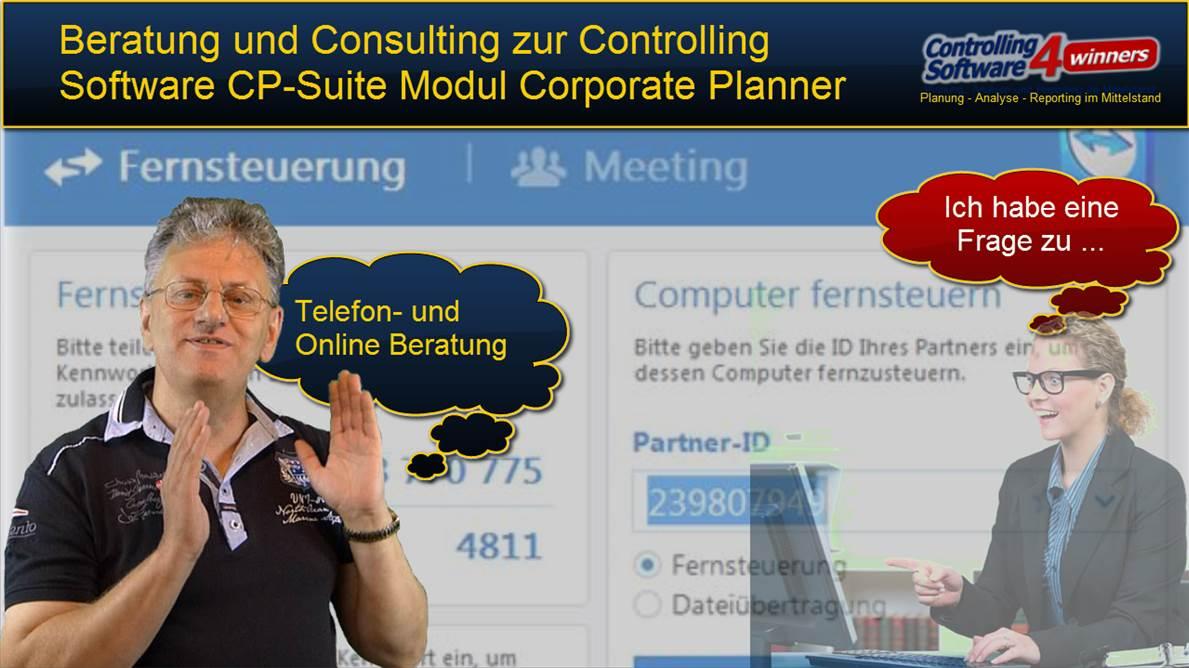 Corporate Planner Beratung und Consulting