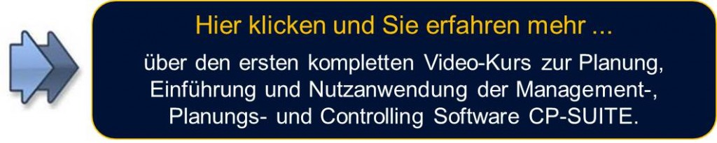 Controlling Software CP-Suite Neuheiten Version 4