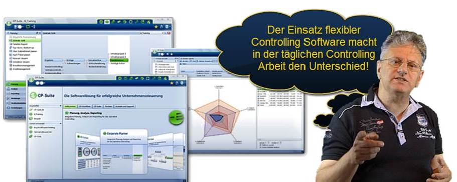 Neuheiten Corporate Planning Suite Version 4
