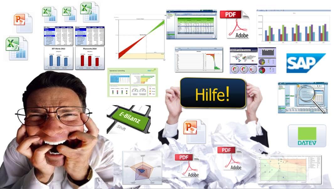 Vorteile Einsatz Controllingsoftware im strategischen Controlling