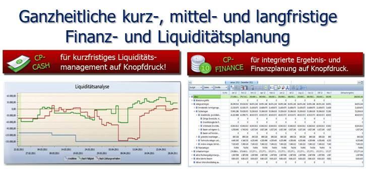 CP Cash kurzfristige Liquiditaetsplanung