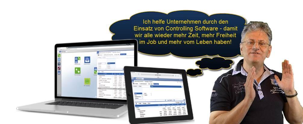 Beratung Controlling Software CP Suite