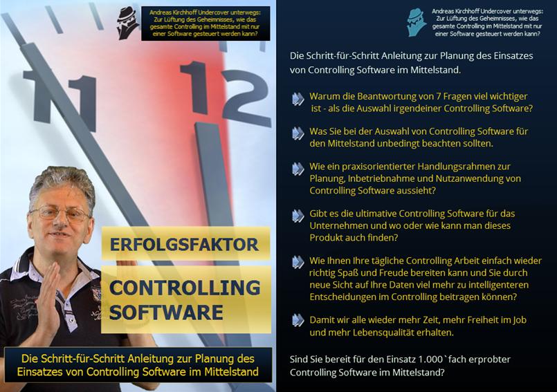 Buch Erfolgsfaktor Controlling Software im Mittelstand
