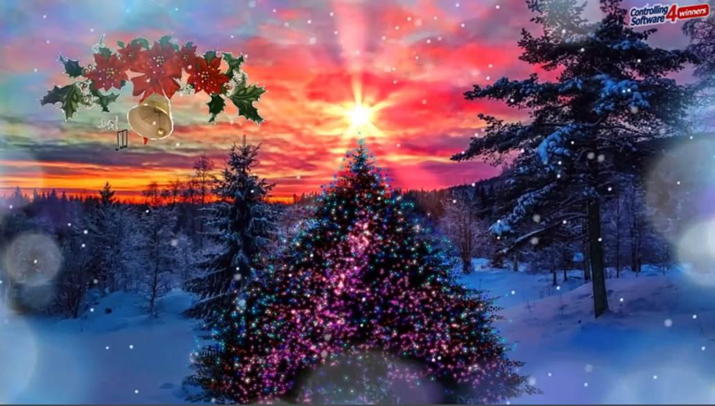 Frohe Weihnachten 2017 - Controlling Software Blog