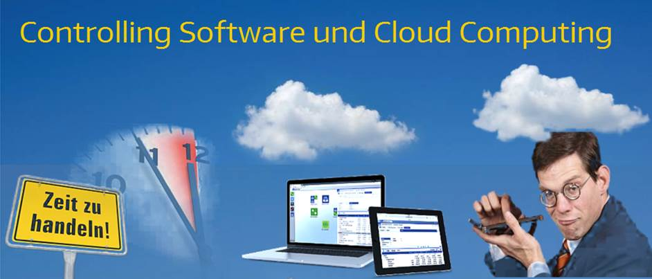 Cloud Dienst oder OnPremise Controlling Software