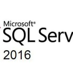 MicrosoftSQLServer2016