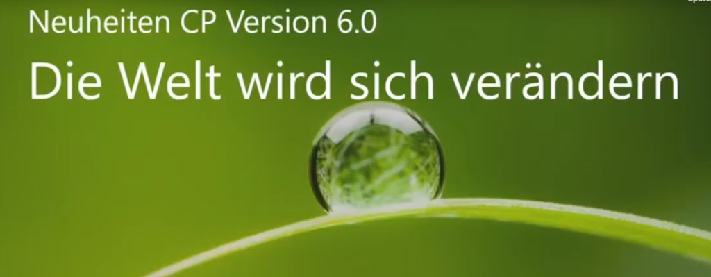 Neue Version 6 Corporate Planning Suite