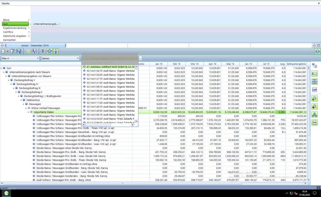 Erweiterung_Kostenrechnung_SKR51_Automobilhandel